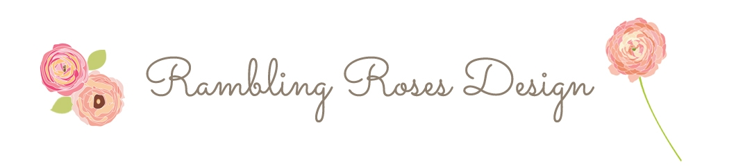 rambling roses design