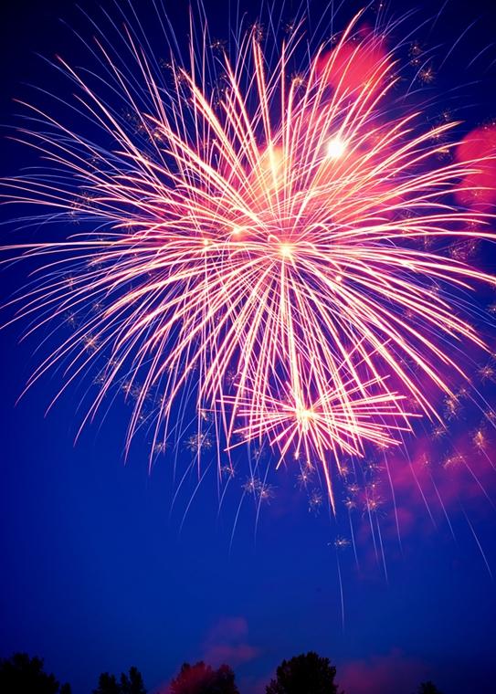 Summer Fireworks